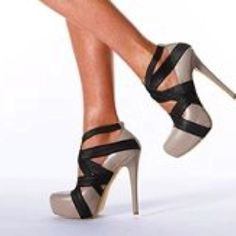 i wish every time i found a pair of heels on pinterest, there was a link to the website...not a blog!!! >:0