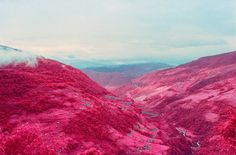 INFRARED PHOTOGRAPHIC SERIES OF NEPAL BY SEAN LYNCH • DESIGN. / VISUAL.