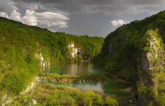 plitvice lakes | Plitvice Lakes National Park, Croatia