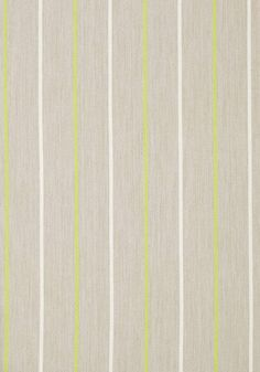 Ginina Stripe #fabric in #grey from the Anna French Ballad collection. #Thibaut #AnnaFrench