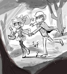 Harpy Gee ~ I ship these two so hard