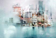 Harbour Fringe by John Lovett