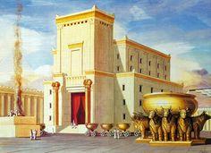 Prob Solomans temple