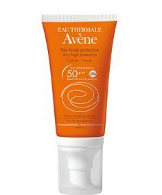 Avene Creme Αντηλιακή Κρέμα Spf 50+ Πολύ υψηλή Προστασία Του Ευαίσθητου Δέρματος 50ml1