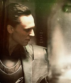 I Mean To Rule This World........... oh my lord.......  i would kneel as low as i could for tom