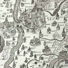 Grayson Perry / the Map of an Englishman