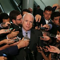"""McCain Accuses Obama of Thinking Before Using Force: Ha! """"The President's decision to think before attacking another country flies in the face of American foreign policy."""" It appears that McCain would do well to think before speaking. Armed Conflict, Foreign Policy, Right Wing, Moving Forward, Current Events, Obama, Presidents, Investing, Politics"""