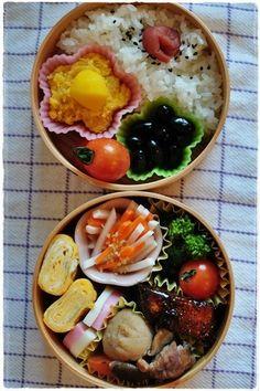 bento lunch 2013/1/4