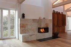 Wood, Stove, Home, Indoor, Interior, Fireplace, Wood Burning Stove, Home And Garden, Home Decor