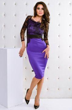 """ Garden of Eleganceಌ "" Dresses For Work, Formal Dresses, Bodycon Dress, Beautiful Women, Purple, Board, Garden, Fashion, Dresses For Formal"