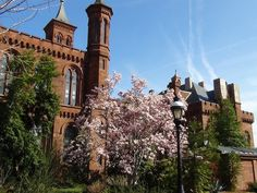 Smithsonian Castle museum Washington, D.C.