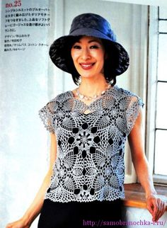 Модель из журнала Lets Knit Series №80392 2014.