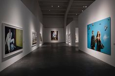 fd8ac9342 Bottega Veneta's newly opened exhibition in Beijing, which features Bottega  Veneta advertisements by famous photographers