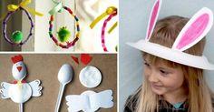 Påskpyssel som går hem hos barnen – 13 kreativa idéer