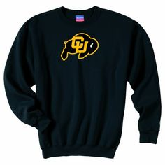 Colorado Buffaloes Sweatshirts
