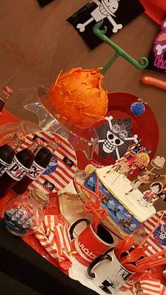 One piece cake  One piece birthday party One piece party theme