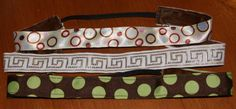 Sweaty Betty Bands by KenaKreations, $20.00