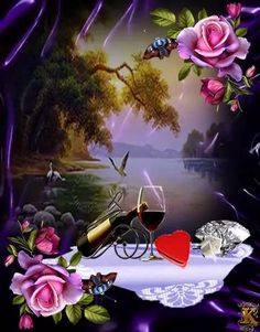 Good Night Love You, Love You Gif, Good Night Friends, Good Morning My Love, Good Morning Wishes Gif, Good Morning Flowers Gif, Good Morning Love Messages, Beautiful Flowers Pictures, Flower Pictures