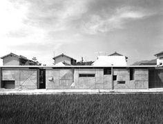 西沢文隆 正面のない家 1962