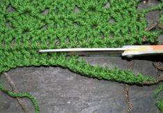 Cutting Crochet- It is Possible - Linda Dean CrochetLinda Dean Crochet