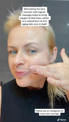 Face Yoga Exercises, Facial Yoga, Face Massage, Face Contouring, Massage Techniques, Face Skin Care, Tips Belleza, Face Oil, Glowing Skin