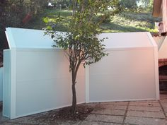 Barriera Acustica per Motori/Refrigeratori Sound Proofing, Garage Doors, Outdoor Decor, Plants, Home Decor, Decoration Home, Room Decor, Plant, Home Interior Design