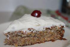 "Flourless Pineapple Coconut Lentil Cake | The Lazy Vegan Baker | Entry into the ""Baked Goods"" category"