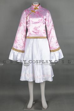 Here's CosplayFU's Taiwan cosplay ! :D Well, one of them, there's also a school uniform version of Taiwan ;) I have this cosplay in my wardrobe, it is beautiful and so light *p* - Credits go to CosplayFU.com