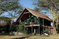 Sweetwaters Camp--n the Olpejeta Conservancy