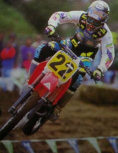Jean-Michel Bayle 1992 500 USGP