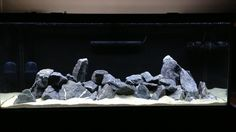 Post with 0 votes and 3342 views. Goldfish Aquarium, Cichlid Aquarium, Aquarium Rocks, Aquarium Fish Tank, Planted Aquarium, Fish Tanks, Fish Aquarium Decorations, Aquarium Setup, Aquarium Design