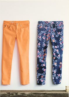 AGJeans from Anthropologie. Want them so bad!