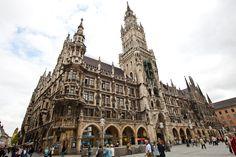 File:New Town Hall Munich Germany.jpg - Wikimedia Commons