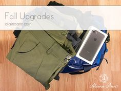 Fall Upgrades {2016}
