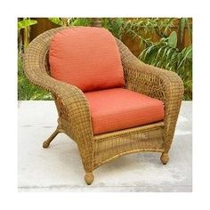 Bengal Basket - CH002 Cane Armchair