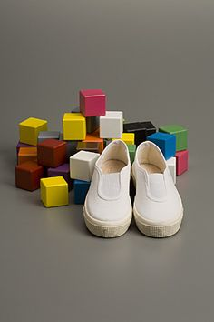 new shoes added to clearance! elastic sneaker white now 75% off florahenri.com #sale #children #shoes