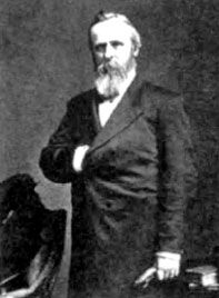 Rutherford B. Hayes (b. 1822 - d. 1893) Freemason and 19th President of the United States. Only president whose election was decided by a congressional commission.