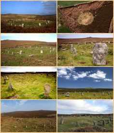 Tregeseal East is a heavily restored prehistoric stone circle around one mile northeast of the town of St Just in Cornwall.