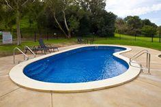 Lagoon Fibreglass Pool - SA
