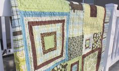 Diary of a Quilter - a quilt blog: Modern Quilt for a Sister