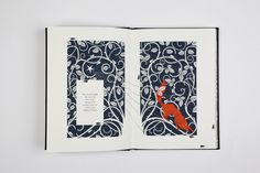 The Fox and the Star by Coralie Bickford-Smith. A tale of love, loss and fortitude, with patterns of nature throughout.