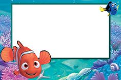 {free} Finding Nemo printables