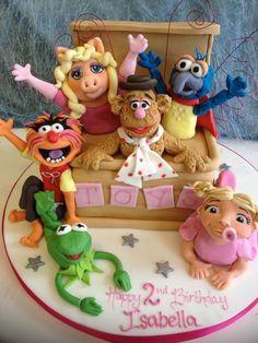 miss piggy cakes - Google Search