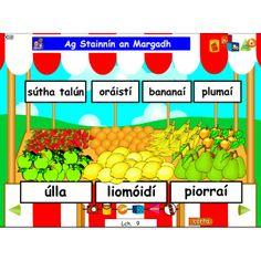 gaeilge Irish Language, Primary School, Languages, Spelling, Teaching Resources, Curriculum, School Ideas, Classroom Ideas, Celtic