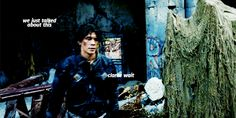 "iriswestcllen: ""thank you. for keeping me alive. +in which i relate to bellamy blake. """