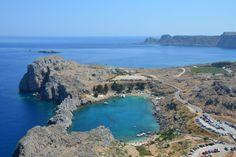 Lindos - Ile de Rhodes - Grèce