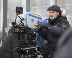Sam Mendes on the Spectre set 007 Contra Spectre, James Bond 007 Spectre, Spectre 2015, New James Bond, The Spectre, F Movies, 2015 Movies, Action Movies, Daniel Craig