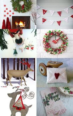 'Aussie Christmas In July'  by Lisa Briese on Etsy