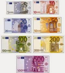 Money on the Camino Cute Powerpoint Templates, French Numbers, Money Notes, Gold Reserve, Dollar Money, Euro Coins, Play Money, Postage Stamp Art, School Games