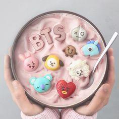 jo Life's too short to eat boring food - Delicious Food Kids Bol Cake, Kreative Desserts, Cute Baking, Kawaii Dessert, Yogurt Bowl, Strawberry Smoothie, Cafe Food, Aesthetic Food, Aesthetic Pics